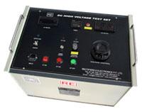 DC High Voltage Test Set - Portable (Hipot)