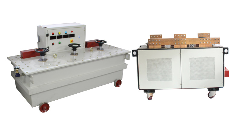Primary Current Injection test Set - Three Phase